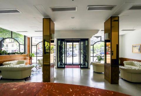 Foto HOTEL  NORDEN PALACE di AOSTA
