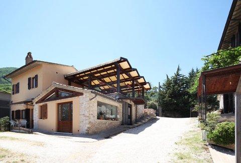 Foto AGRITURISMO  IL CASTELLO di ASSISI