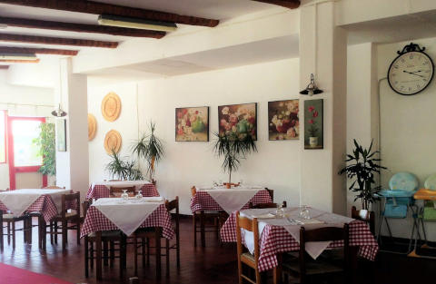 Foto HOTEL  SANTA ROSALIA di MARINA DI CAMEROTA