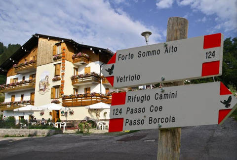 Picture of HOTEL  PINETA of SERRADA