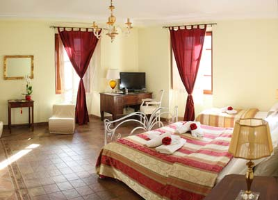 Picture of B&B LA DIMORA of SULMONA