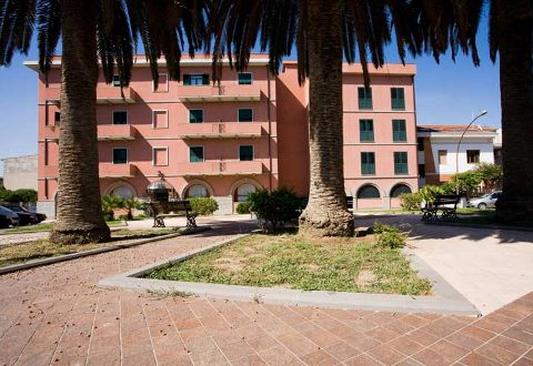 Photo HOTEL  VILLA DELLE ROSE a ORISTANO