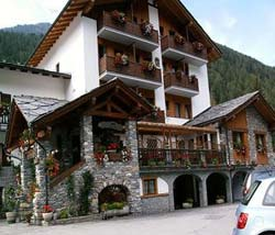 Picture of HOTEL  BEAU SEJOUR of ETROUBLES