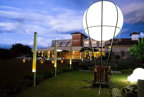 Foto HOTEL GRAND  PAESTUM TENUTA LUPO' di PAESTUM