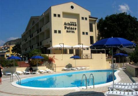 Foto HOTEL ATHENA PALACE  di ACQUAPPESA
