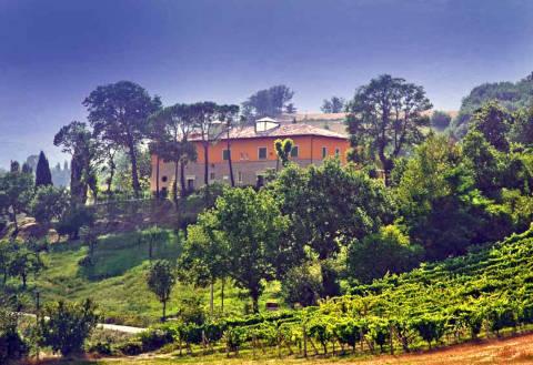 Foto HOTEL RELAIS VILLA FORNARI di CAMERINO