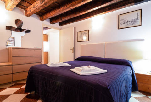 Picture of B&B A CASA MIA... BED AND BREAKFAST of VENEZIA