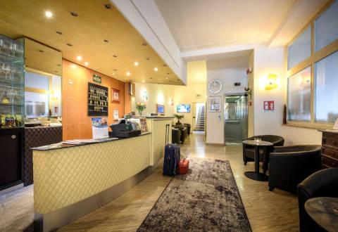 Foto HOTEL  CORONA di TIRANO