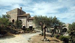 Foto AGRITURISMO B&B FONTANA DEL PAPA di TOLFA