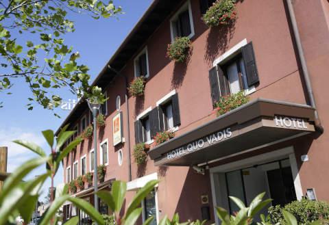 Foto HOTEL  QUO VADIS di UDINE