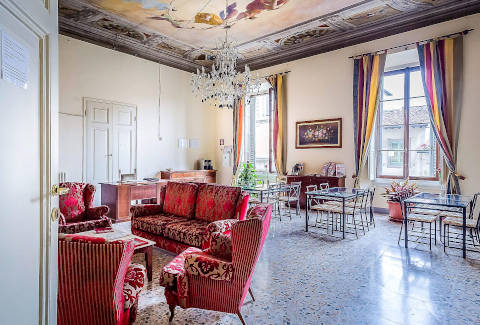 Foto B&B  SAN FREDIANO MANSION di FIRENZE
