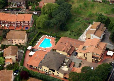 Foto HOTEL  DUCA DELLA CORGNA di CASTIGLIONE DEL LAGO