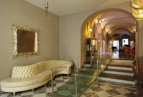 Picture of HOTEL BORGHESE PALACE ART  of FIRENZE