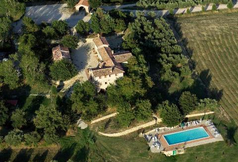 Picture of AGRITURISMO  CASALE DELLE LUCREZIE of TODI