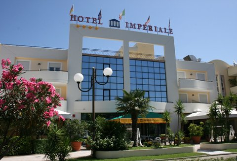 Picture of HOTEL  IMPERIALE of NOVA SIRI