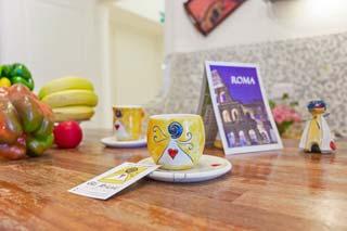 Foto B&B BED & BREAKFAST GLI ARTISTI di ROMA