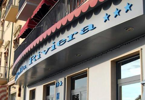 Foto HOTEL  BELLA RIVIERA di VIAREGGIO