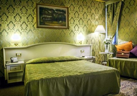 CANOVA TADOLINI LUXURY ROOMS AND SUITES - foto 2 (Singola Classic)