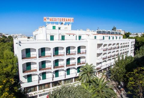 Photo HOTEL  MEDITERRANEO a VIESTE