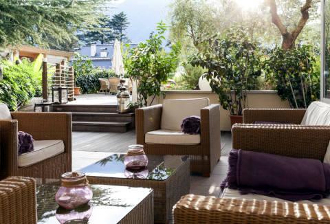 Foto HOTEL PARK  MIGNON & SPA di MERANO