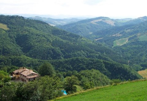 Picture of AGRITURISMO COUNTRY HOUSE IL BIROCCIO of URBINO