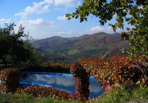Foto AGRITURISMO COUNTRY HOUSE IL BIROCCIO di URBINO