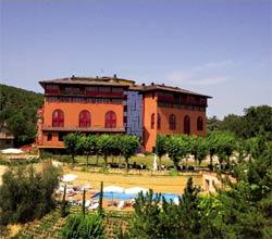 Foto HOTEL  ADMIRAL PALACE di CHIANCIANO TERME