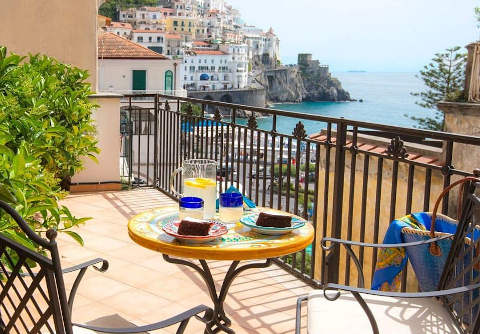 Picture of AFFITTACAMERE RESIDENZA PANSA of AMALFI