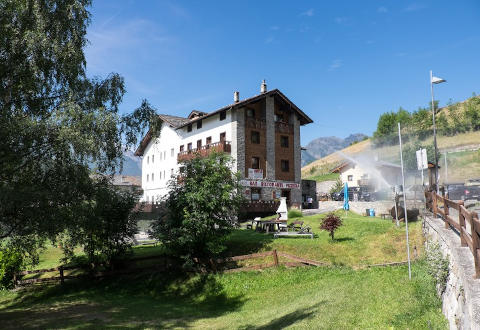 Photo HOTEL SAINT NICOLAS a SAINT NICOLAS