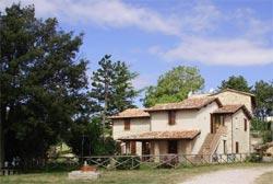 Foto AGRITURISMO  BORGO SAN BENEDETTO di GUBBIO