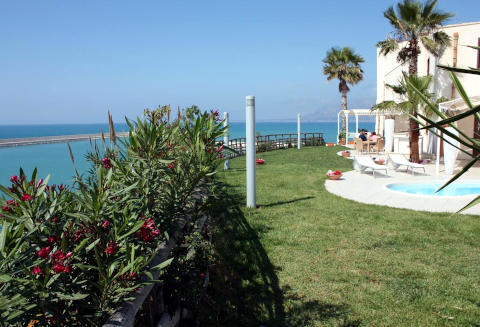 Foto HOTEL  MARINA HOLIDAY RESORT & SPA di BALESTRATE