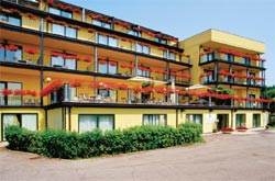 Picture of HOTEL  RIVA DEL SOLE of MONIGA DEL GARDA