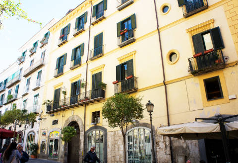 Foto B&B SALERNO CENTRO BED AND BREAKFAST di SALERNO
