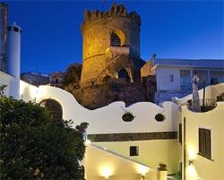 Foto HOTEL  VILLA CAROLINA di FORIO