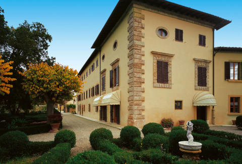 Picture of HOTEL DIMORA STORICA HOTEL VILLA SAN LUCCHESE of POGGIBONSI