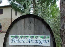 Picture of AGRITURISMO PODERI ARCANGELO of SAN GIMIGNANO