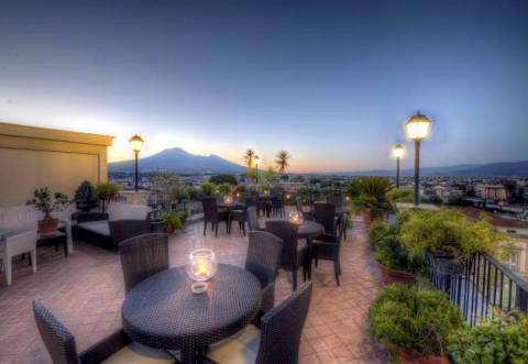 Foto HOTEL  PALMA di POMPEI