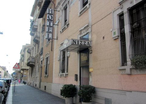 Picture of HOTEL  NIZZA of MILANO