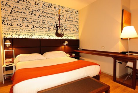 Photo HOTEL DAL MORO GALLERY  a ASSISI