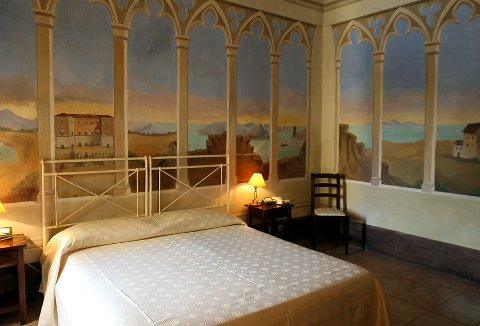 Foto HOTEL ANTICO BORGO SAN MARTINO di RIPARBELLA