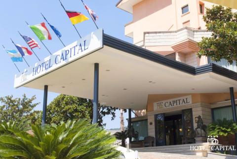 Foto HOTEL  CAPITAL di CAMPAGNA
