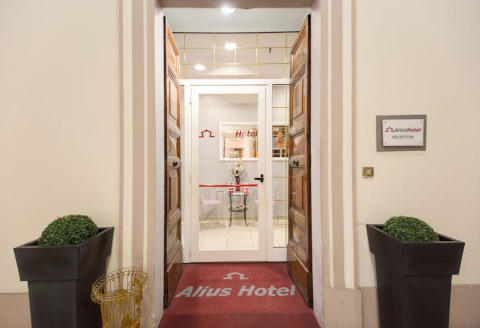 Photo HOTEL  ALIUS a ROMA