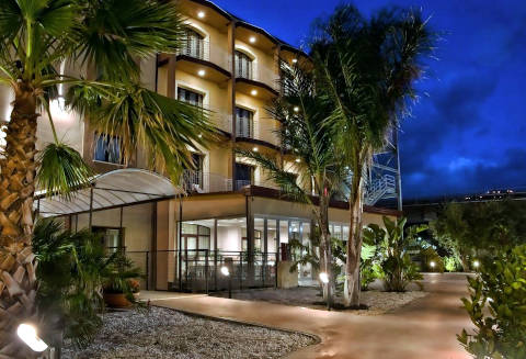 Picture of HOTEL VIOLA PALACE  of VILLAFRANCA TIRRENA