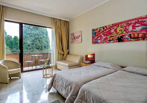 Foto HOTEL  ARISTON & PALAZZO SANTA CATERINA di TAORMINA