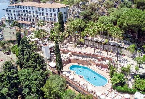 Picture of HOTEL  ARISTON & PALAZZO SANTA CATERINA of TAORMINA