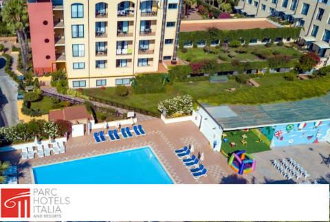 Fotografie HOTEL  CAESAR PALACE von GIARDINI NAXOS