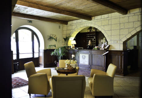 Foto HOTEL APPARTAMENTI TENUTA SAN FRANCESCO di BARLETTA