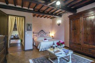 Foto HOTEL  COLLE ETRUSCO SALIVOLPI di CASTELLINA IN CHIANTI
