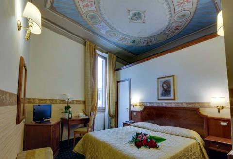 Photo HOTEL ARIZONA a FIRENZE