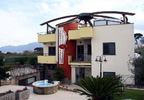 Foto HOTEL ALBERGO POMPEI VALLEY di POMPEI